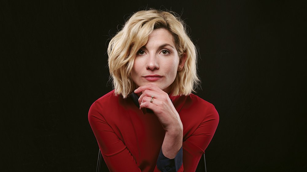 Jodie Whittaker on taking over DoctorWho and why she knows she's getting equal pay