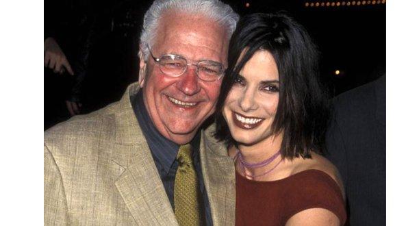 Sandra Bullock's favorite red carpet date has passed away. RIP to her father, John.