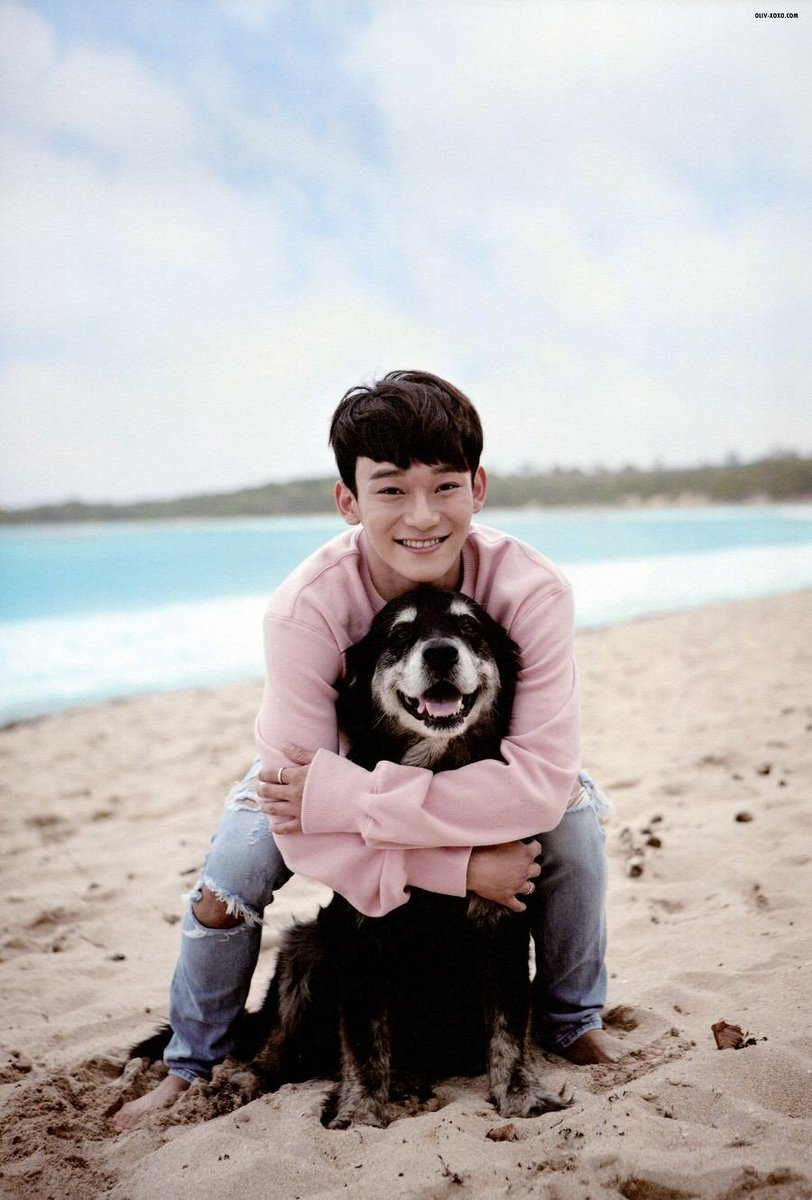#HappyChenDay