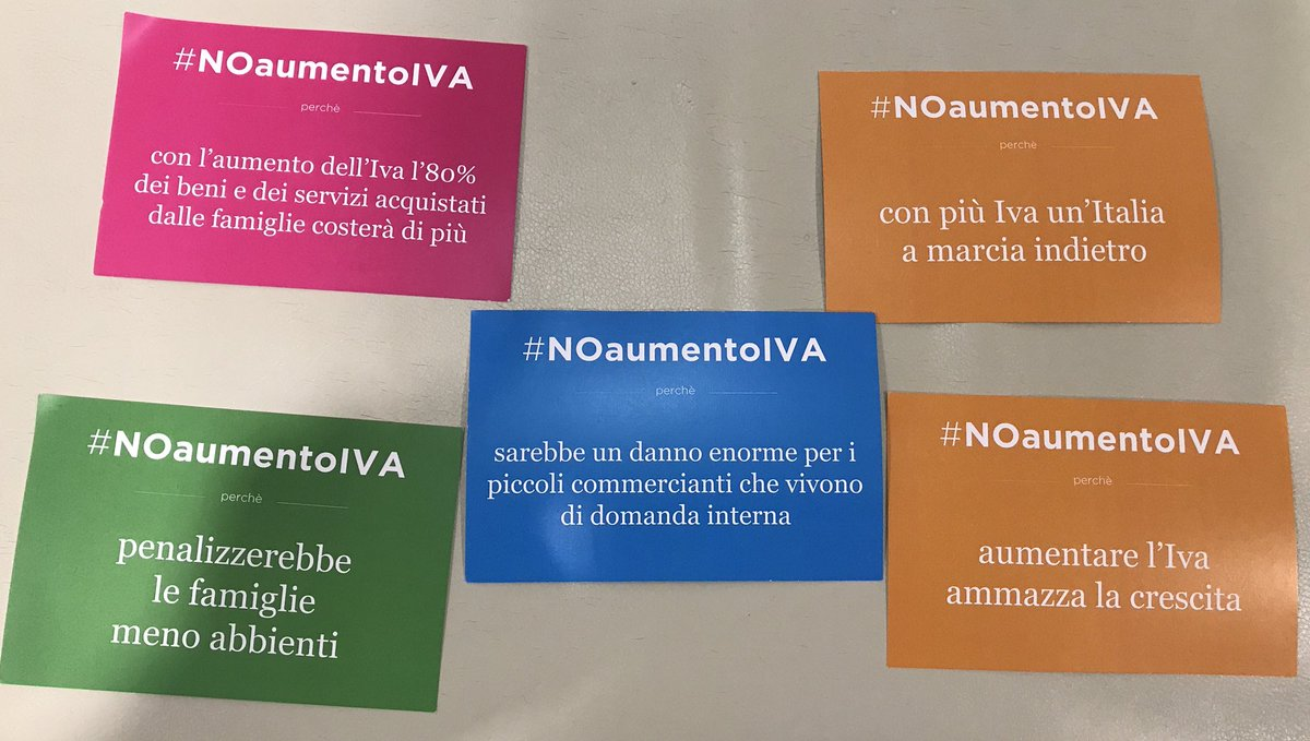#NOaumentoIVA