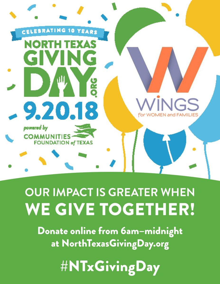test Twitter Media - Help WiNGS get to the top of the #NTxGivingDay's leaderboard! Donate here today: https://t.co/u2DIz5Uygc https://t.co/fFjLnDzqp0
