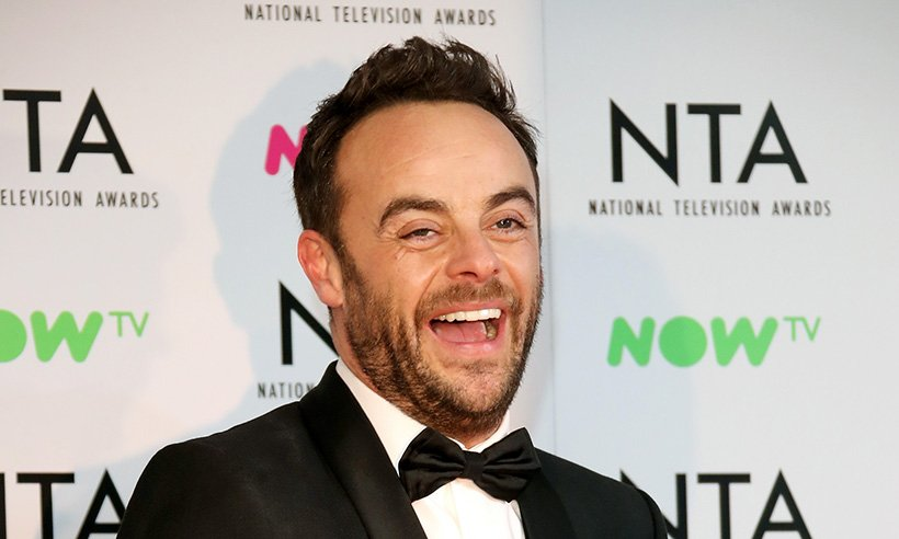 We're so pleased to see Ant back on Twitter!