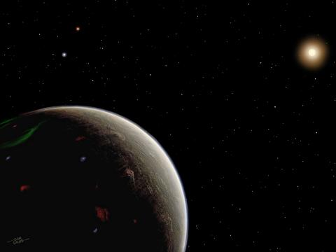 RT @NBCNewsMACH: Astronomers just discovered Spock's home planet, Vulcan