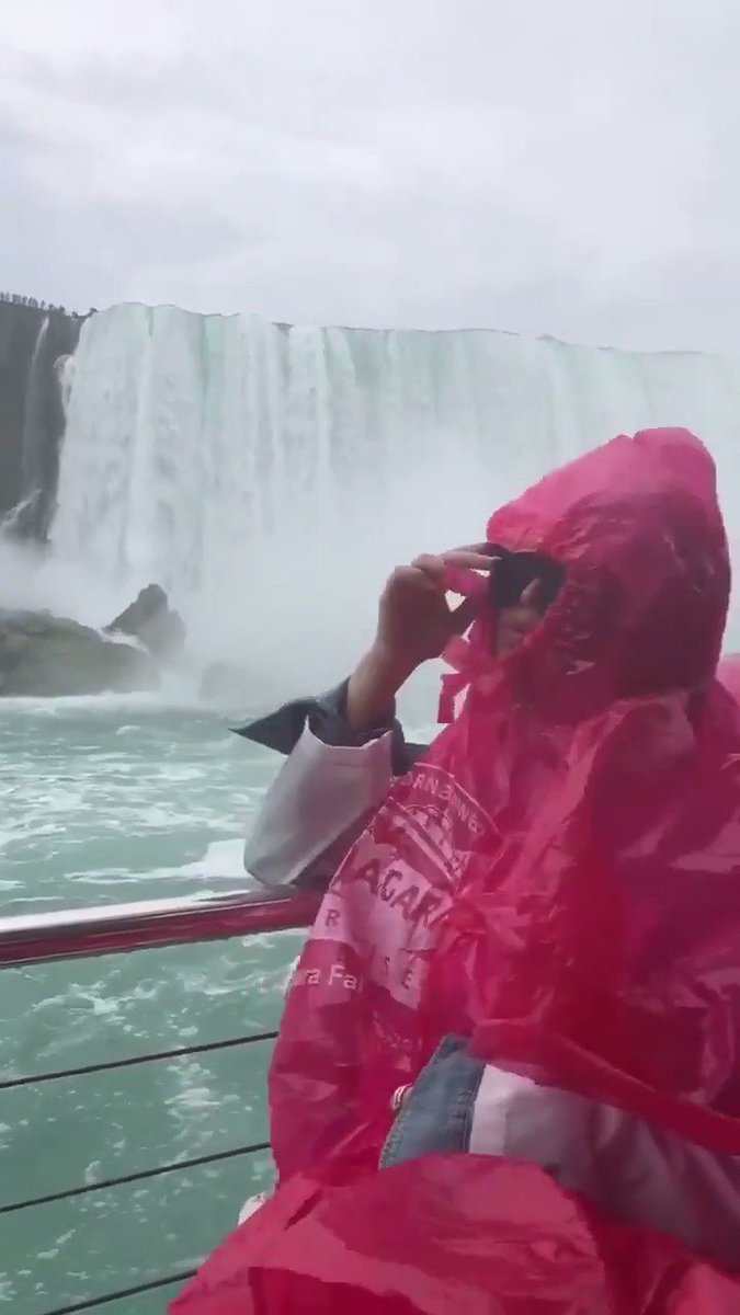#niagarafalls #memeyourself #myidol @MissyElliott #legend @HypeWilliams @Timbaland https://t.co/iRnFiUNs9i
