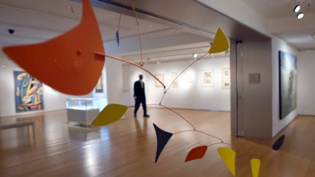 Montreal to host Canada's first retrospective of artist Calder