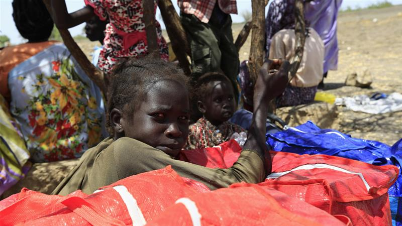 Rights group accuses South Sudan of 'war crimes'