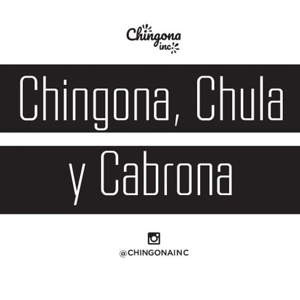 test Twitter Media - Don't forget the 3 C's Chingona, Chula, y Cabrona! Lets knock out this week 👊👊 #latinapower #Iamlatina #chingona #artprint #inspiration #creative #creativity #create #cabrona #mexican #somexican #bechingona #lasvegas #graphicdesign  #perowow #lasvegas #latina  #chicana https://t.co/eJmn0fePmM