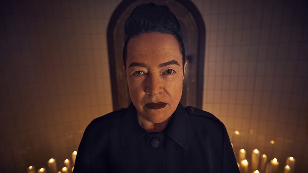 AHSApocalypse Recap: The rubber man returns in 'The Morning After'