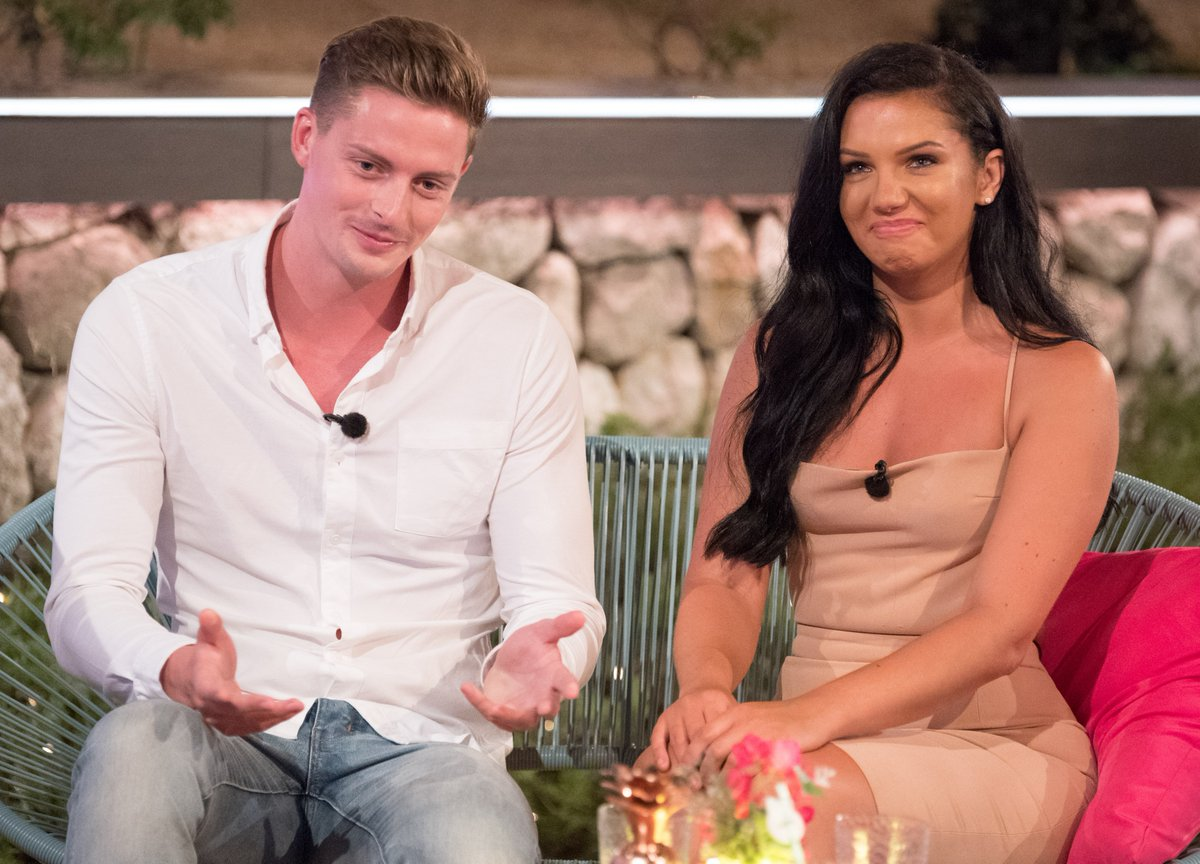 It looks like Love Island's Alexandra has moved on from Dr