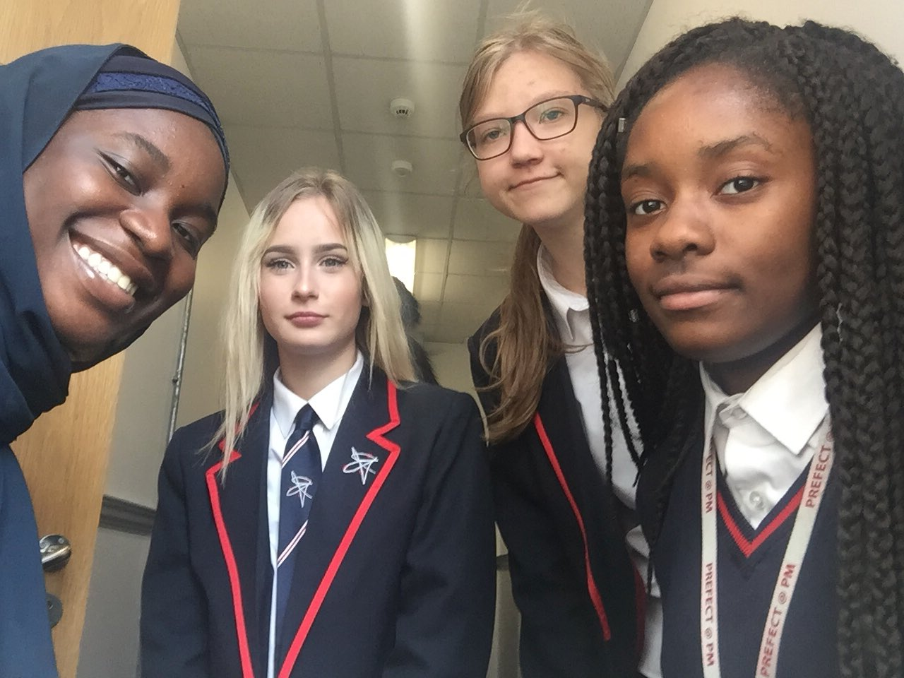We are four students with a passion in youth voice and poverty. We've decided to bring our strengths together to do all we can with the help and support of our teachers to help end period poverty in our schools. https://t.co/jeipX4LM24