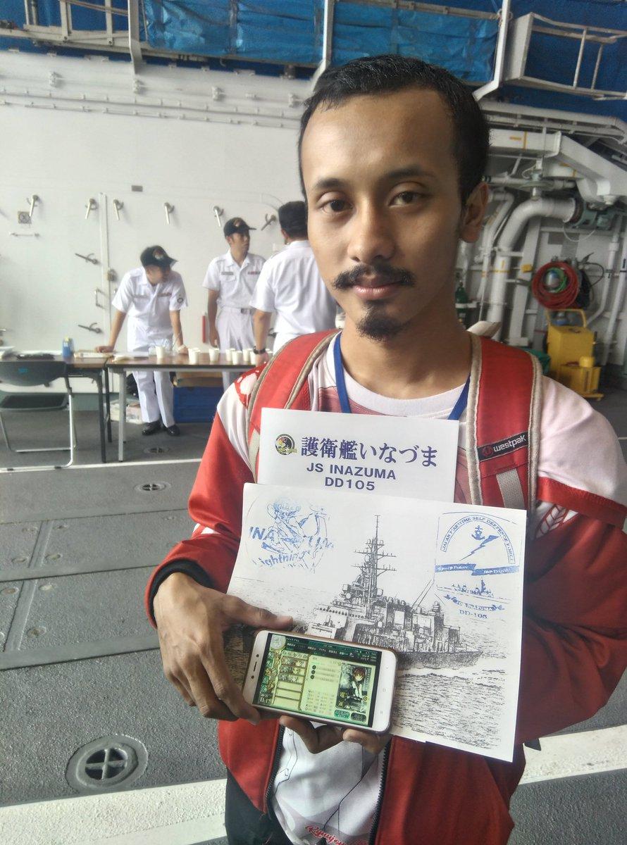 RT @alam_gondol44: I'm visiting JS Inazuma today https://t.co/ZpwuRkuiLV