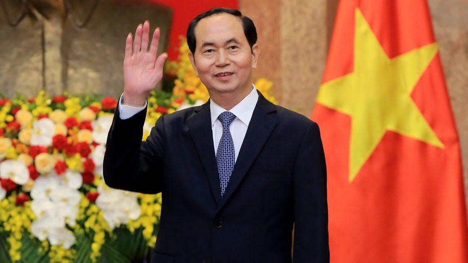 test Twitter Media - Vietnams præsident er død https://t.co/FaYsPh16hu https://t.co/tzgKav1rbf