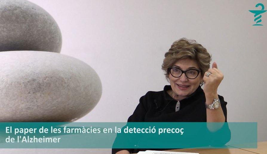 test Twitter Media - Avui #DiaMundialDelAlzheimer recordem la visita de la Dra. Mercè Boada de la @fundacioACE que ens va compartir el seu coneixement sobre l'#Alzheimer i ens va parlar del paper de farmàcies i farmacèutics en la seva detecció 👉https://t.co/ErDcsGIfwb 📺 https://t.co/iK6xIVz9KO