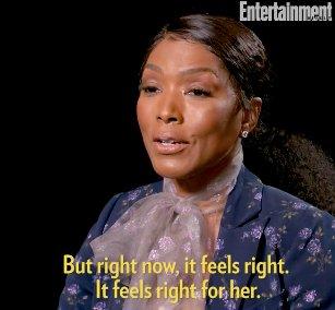 ".@ImAngelaBassett teases Athena and Bobby's ""undercover"" relationship."
