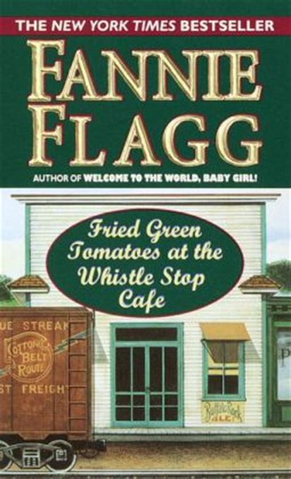 Happy Birthday author, Fannie Flagg!