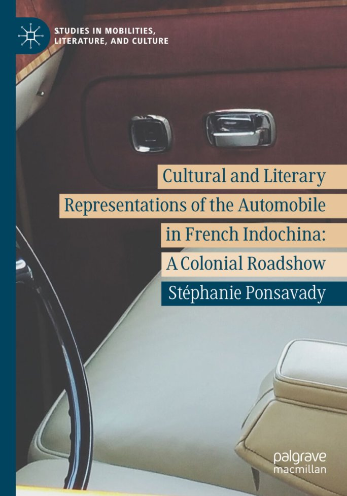 "test Twitter Media - Congrats to Prof. Stéphanie Ponsavady, the author of a new book titled ""Cultural and Literary Representations of the Automobile in French Indochina: A Colonial Roadshow,"" published by Palgrave Macmillan in 2018. https://t.co/Zh5E5m8VCJ 📚 🚘 #FacultyFriday https://t.co/Pq4hByAU7q"