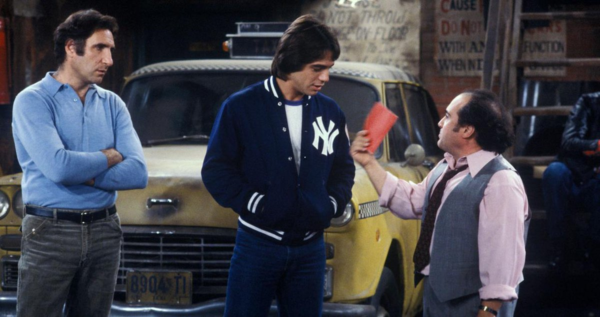 Tony Danza Reflects on His 'Taxi' Days: 'It Was a Pretty Good Life'