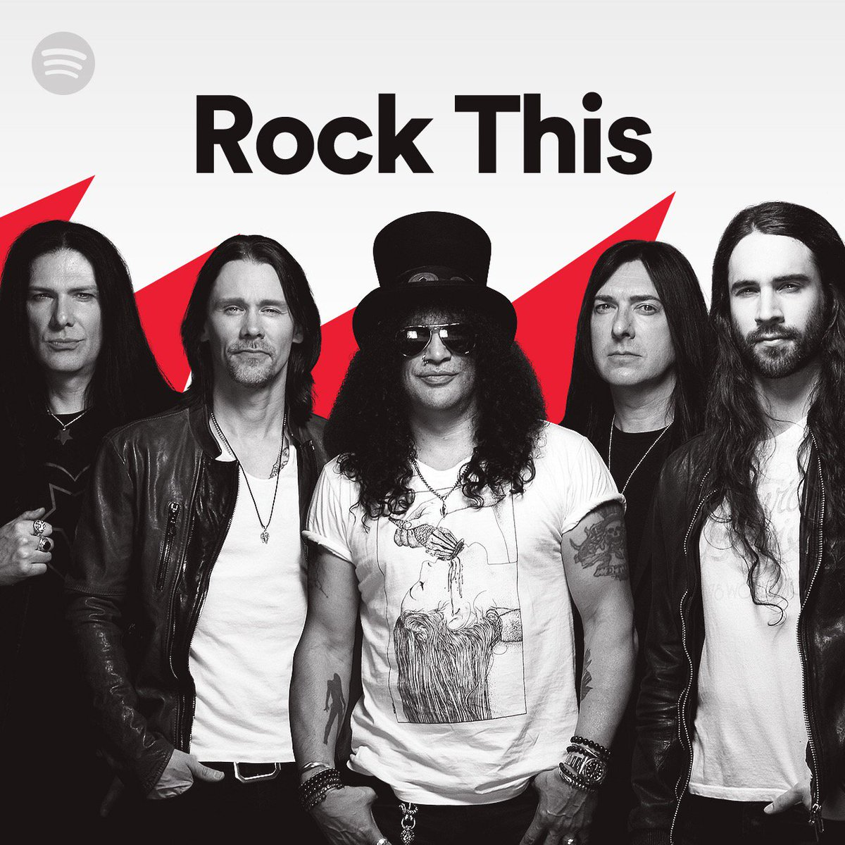 "Listen to ""Mind Your Manners"" on @Spotify's ROCK THIS now! https://t.co/halSyLmTeP #slashnews https://t.co/gUsUqph4nV"