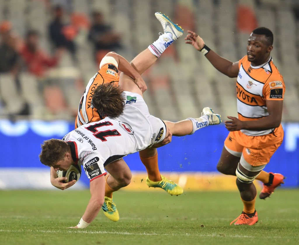 test Twitter Media - Henry Speight's try in the final passage of play earned Ulster a draw against Cheetahs in a pulsating match in Bloemfontain.  Read👉https://t.co/raicKYf4AD https://t.co/ZOSCeO66FV
