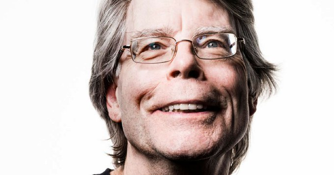 Happy 71st birthday to the master of horror, Stephen King!