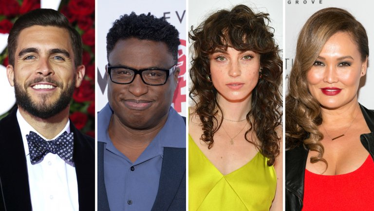 Netflix Rounds Out Cast for @RuPaul Comedy 'AJ and the Queen'