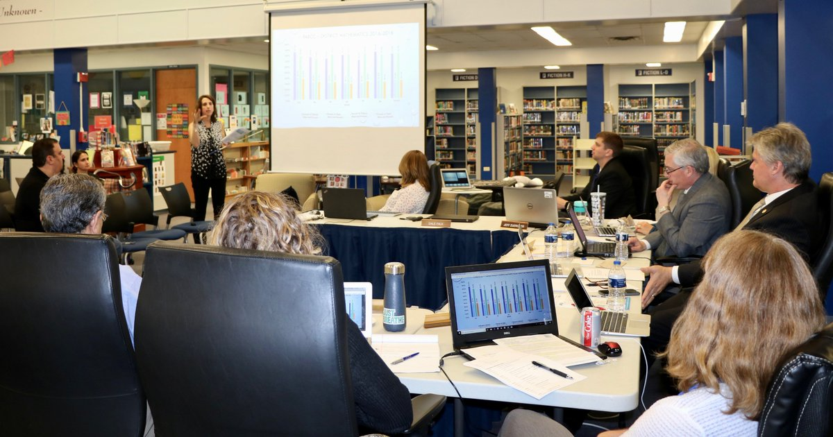 test Twitter Media - 9/20/18 Board meeting highlights included 2018-9 budget hearing, spring MAP report & PARCC results, the opening of school report, CC! and NSSED updates! #d30learns https://t.co/4VcFYgK3HN
