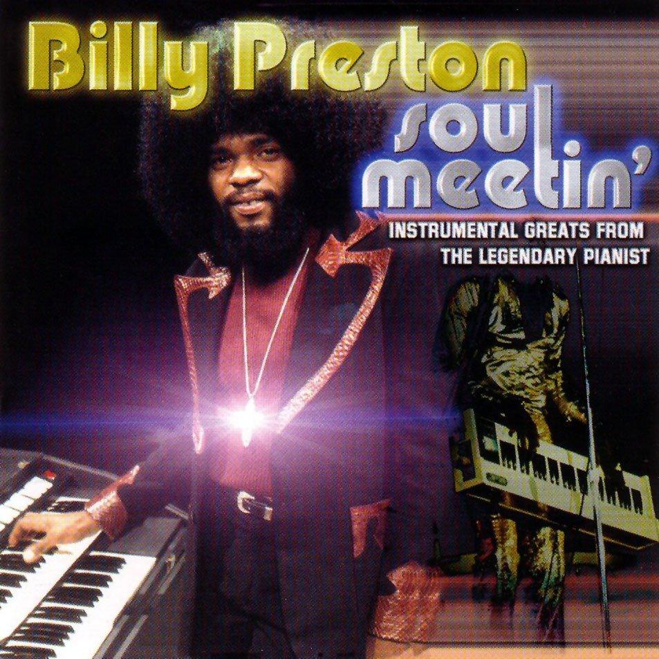 New product (Billy Preston - Soul Meetin' (CD 1999)) on Het Plaathuis - https://t.co/qACzKHWVsp https://t.co/fSpuqbSH3J