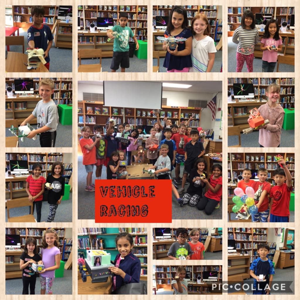 test Twitter Media - Vehicle racing in library! #d30learns https://t.co/b30E3KACEv https://t.co/7bXgQquUuH
