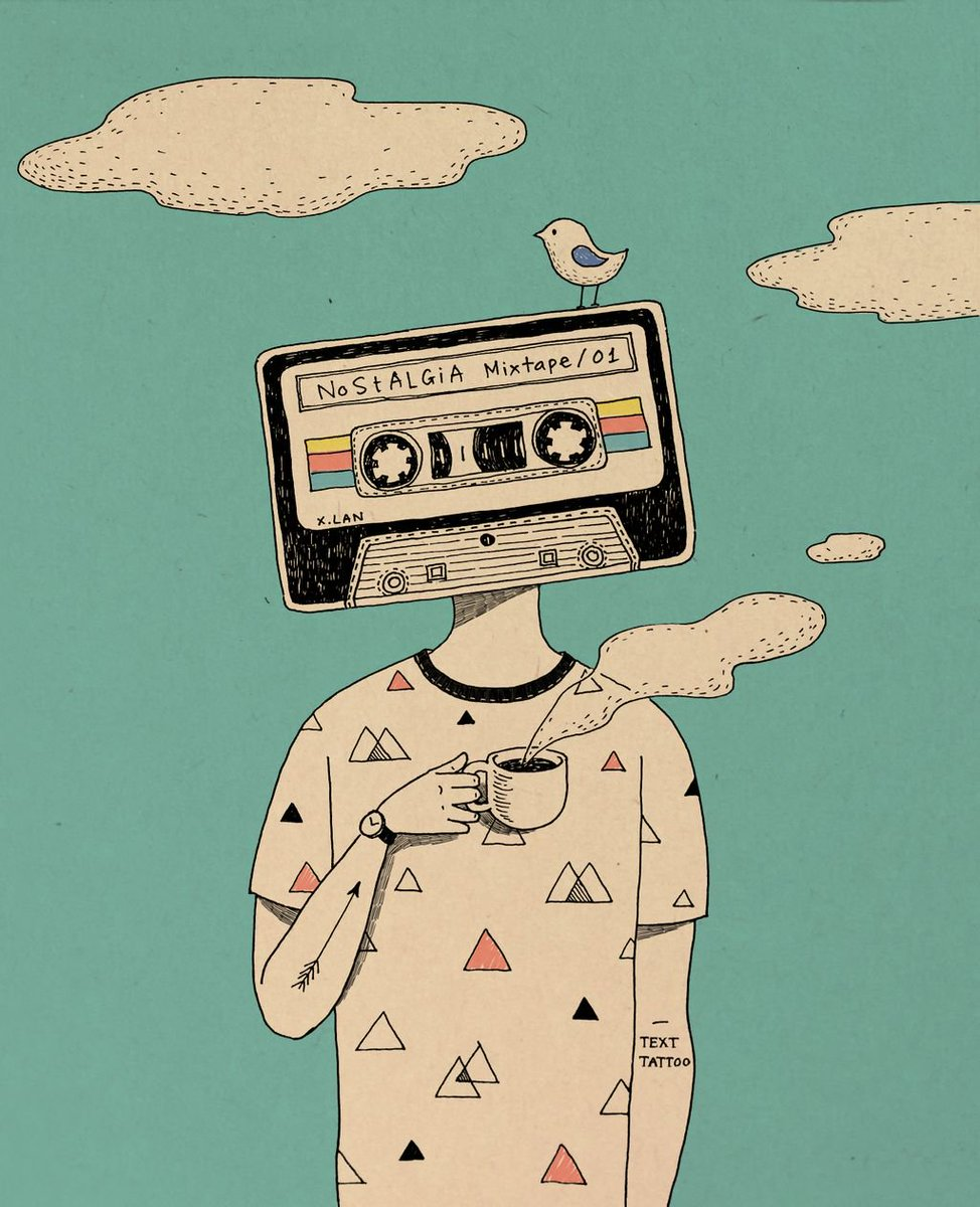 What songs would be on your nostalgia mixtape?? https://t.co/snC8NnR9f3 https://t.co/UoPakB7haR