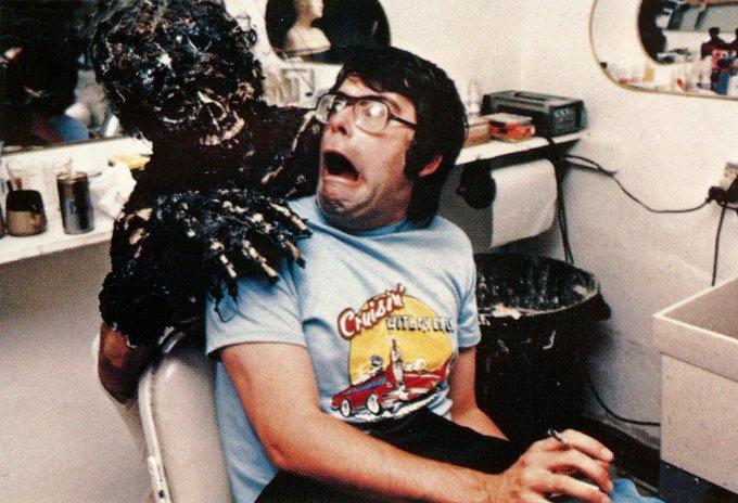 Happy birthday, Stephen King!