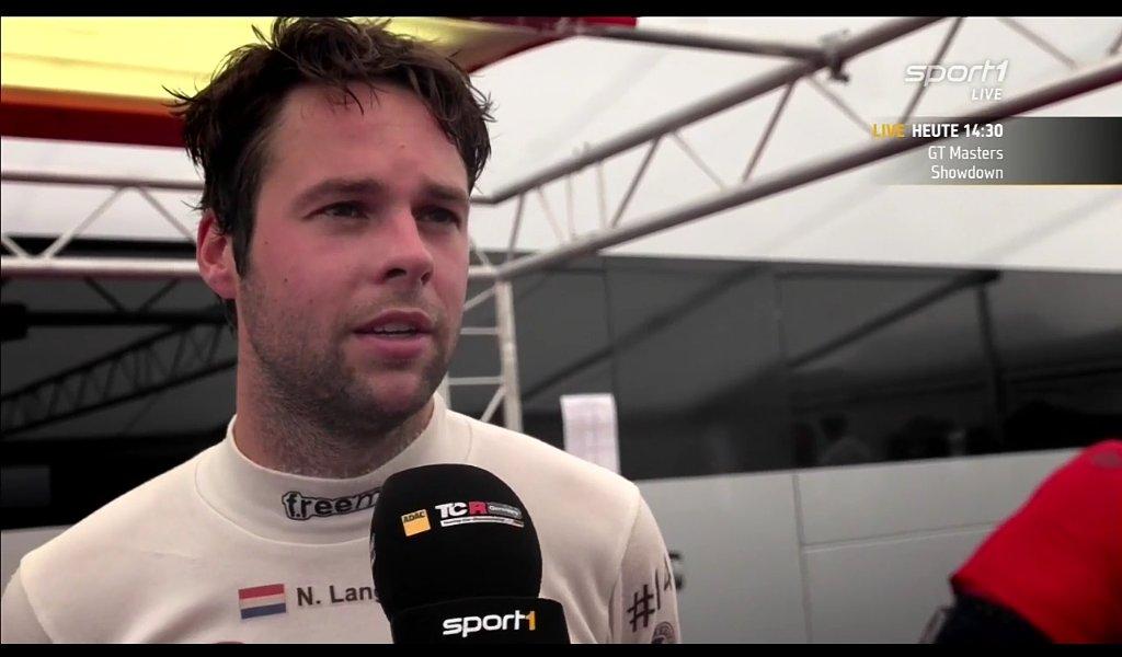 Saisonfinale auf dem Hockenheimring das 1.Rennen der #Formel4 jetzt live auf @SPORT1 im TV und im Stream https://t.co/rYfobu75or