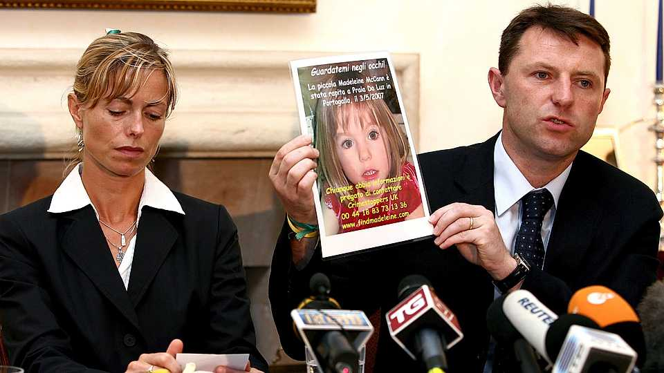 Gerry McCann set to speak out about mental health 11 years after Madeleine disappeared