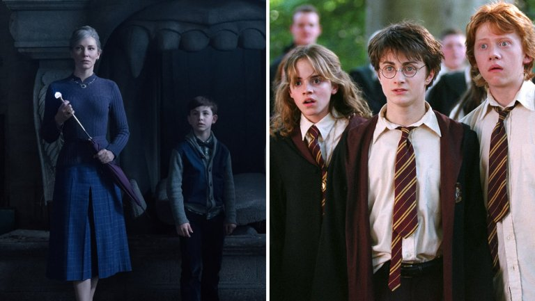 What do you need to be a wizard in the movies?