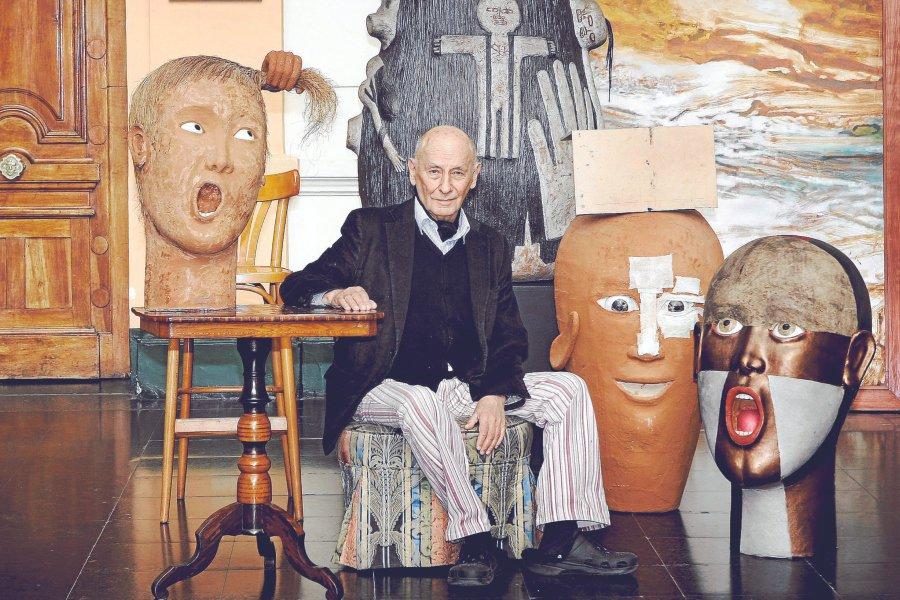 Arte y conciencia: el legado artístico de Hugo Marín (vía @CultoLT) https://t.co/EwB80sgDHa https://t.co/SwxVUoaKdD