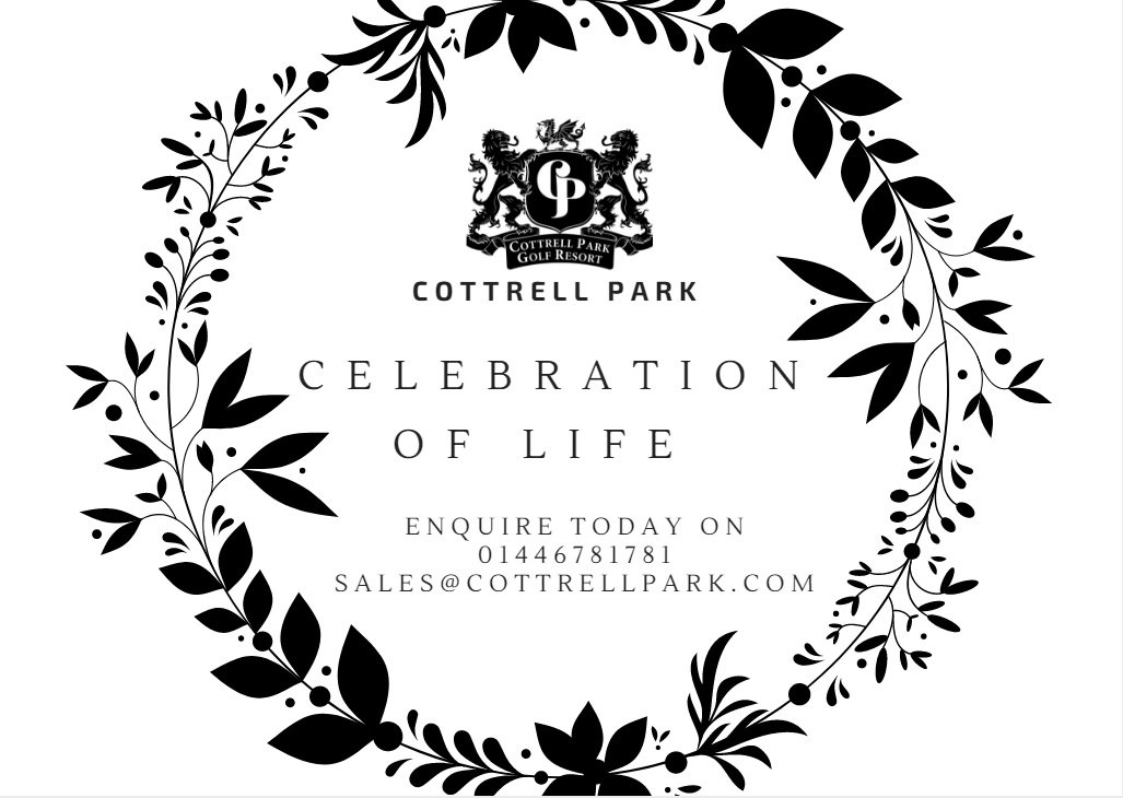 test Twitter Media - Cottrell Park Golf Resort is located just 6.3 Miles from Barry Crematorium.  Our friendly and reassuring Events Team will ensure you a stress free planning process and smooth running of your Event.  For more information; T: 01446 781781 Opt2  E: sales@cottrellpark.com https://t.co/Ri8uVwGcAG
