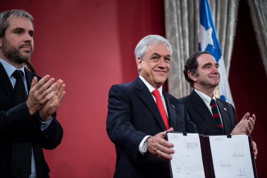 La última apuesta de Piñera por crear un nuevo Código Penal https://t.co/0jp2o0L24W https://t.co/OTK9R4G8Vb