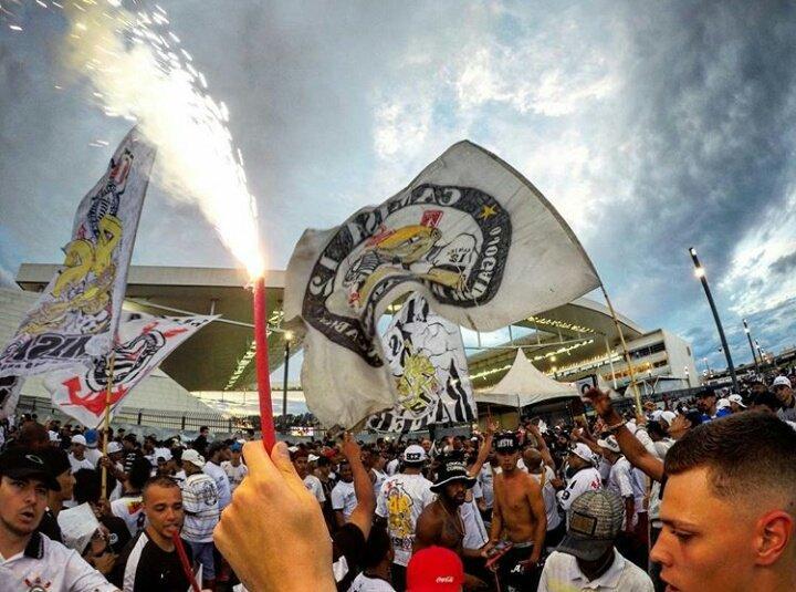 Amanhã tem Corinthians. ⚫⚪ https://t.co/bgQWcTXpn9