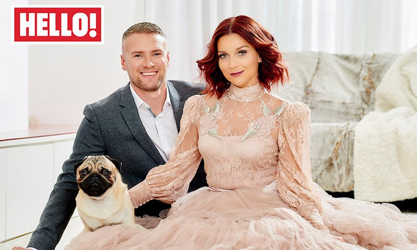 Exclusive: Bake Off star Candice Brown marries Liam Macaulay in idyllic French wedding: