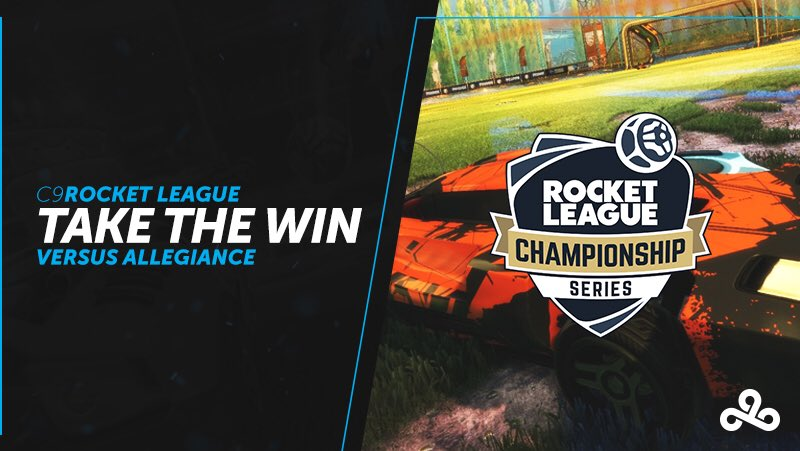 RT @Cloud9: #C9RL take the 3-0 sweep over @TeamAllegiance in Week 3 of #RLCS6! #C9WIN https://t.co/SjOnZUIpeq