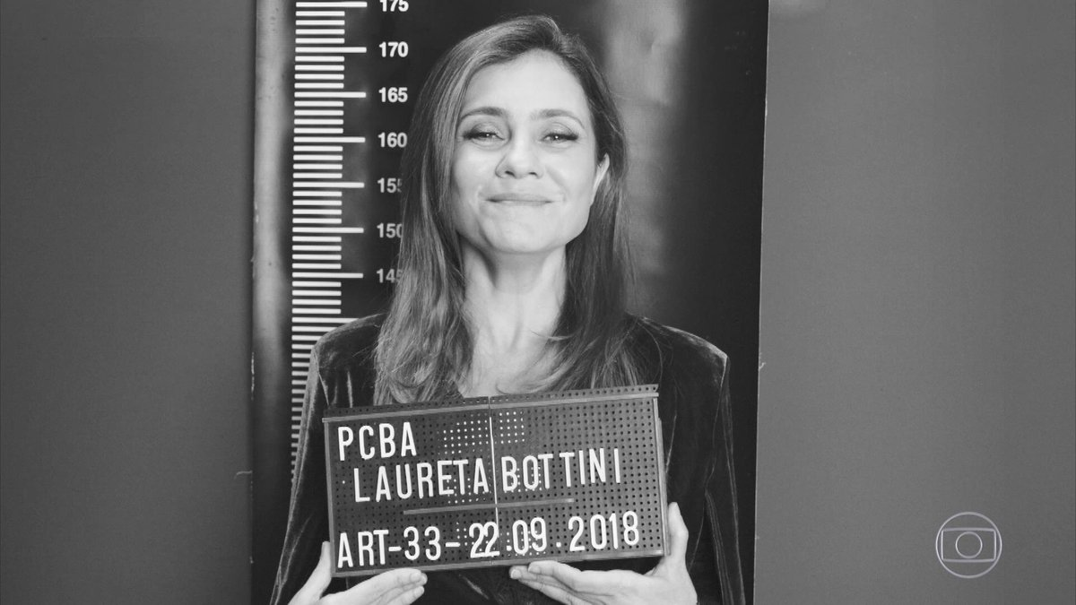 RT @whopabelmok: Que personagem genial e maravilhosa que é Laureta! #segundosol https://t.co/Lu3RkkFbUu