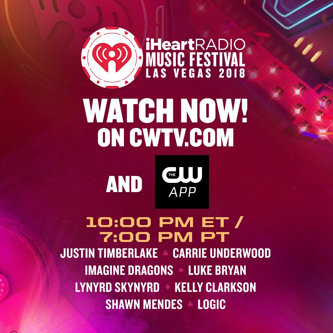 RT @LukeBryanOnline: Y'all ready for this? The #iHeartFestival starts now watch it here: https://t.co/pmWyC7nMnM https://t.co/LlqB0mw097