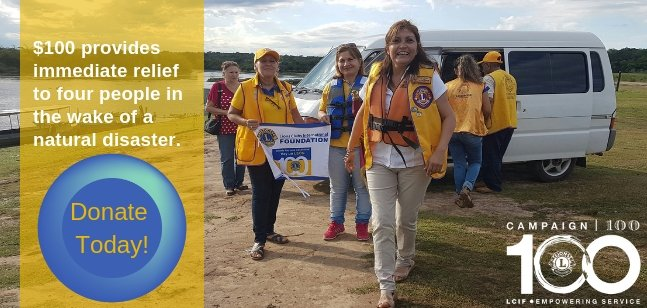 test Twitter Media - LCIF has awarded over US$100,000 in designated disaster funding to Lions active in relief efforts after Hurricane Florence ravaged the southeast coast of the U.S. Consider making a donation today so we can continue to offer this vital assistance. #BE100 - https://t.co/JpJplFkMXS https://t.co/iehxmPSfJQ