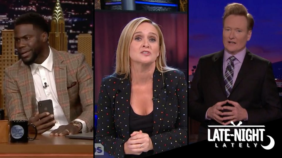 Catch up on this week's best late-night skits and appearance's with THR's handy guide