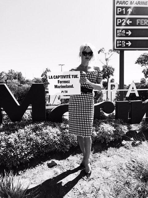 La captivité tue. Fermez Marineland. #EmptyTheTanks https://t.co/zIfPXuQOig