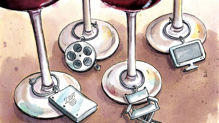 Enter the secret world of Hollywood wine clubs