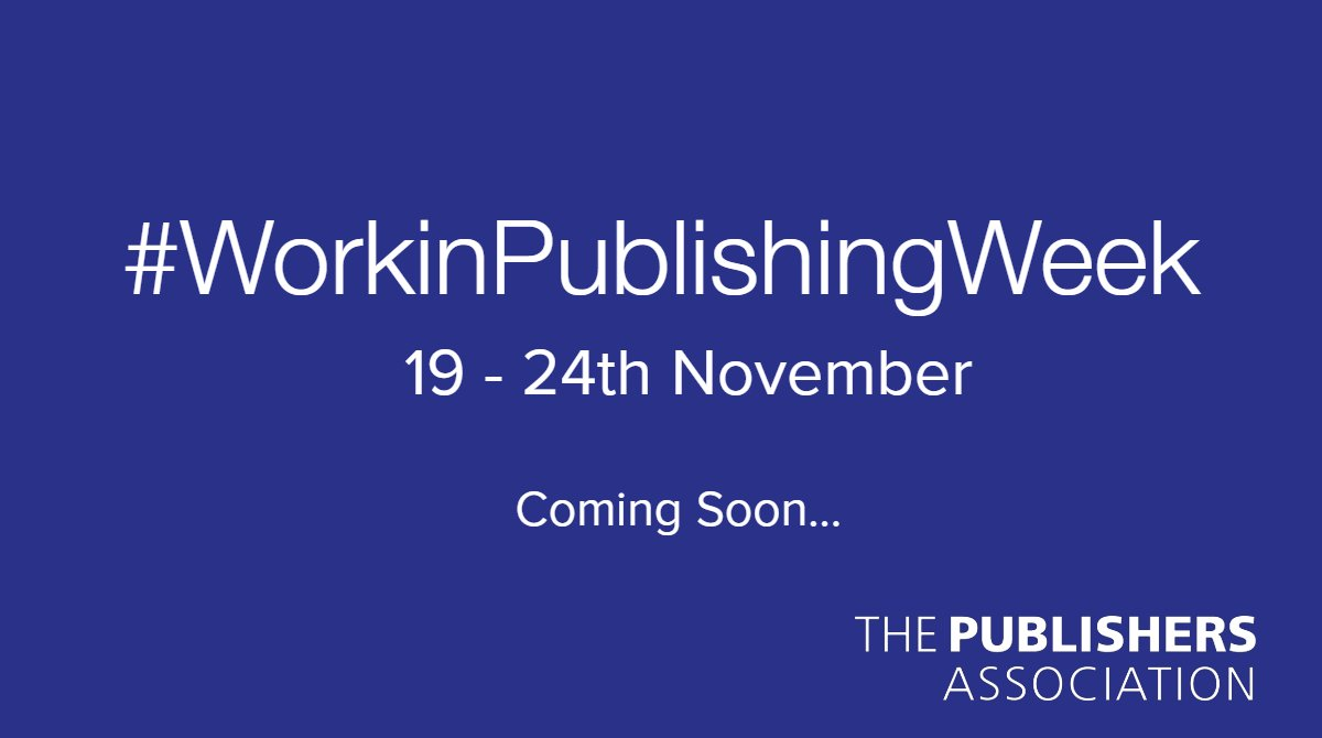 test Twitter Media - This year #WorkInPublishingWeek will take place between 19-24th Novemeber. If you'd like to get involved, write a blog, host an event or participate in a Q&A then get in touch via DM.  For more information see: https://t.co/fh4nIjVNMv #workinpublishing https://t.co/HQIIhfM1B6