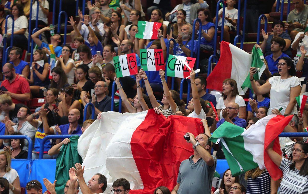 #ItaliaRussia