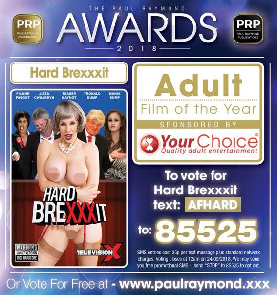 Voting closes Monday! #hardbrexxxit go watch it gYU0frs04h