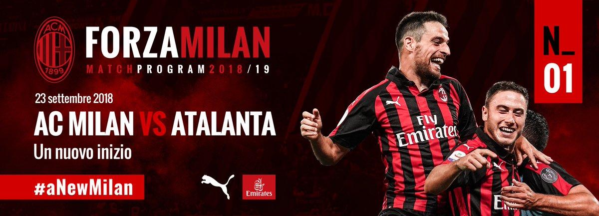 #MilanAtalanta