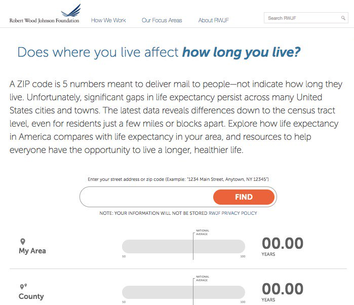 test Twitter Media - ICYMI.. .New Interactive Data Tool:  U.S. Life  Expectancy at Neighborhood Level https://t.co/8f73kmGnh8  #health https://t.co/LgktUke3vh